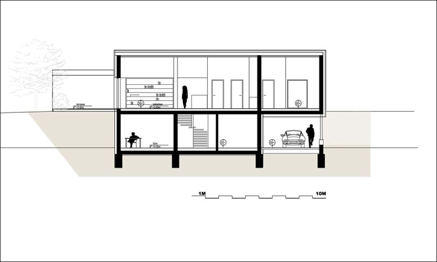 Project / Architektenhäuser & Einreichpläne / BEST(un)BUILT