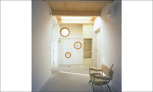 Interiors entrance area