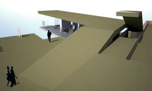 Visualisierung Eingangsseite