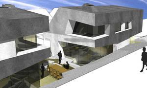 Blick auf Lounge und Terrasse