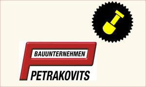 Bauunternehmen Petrakovits